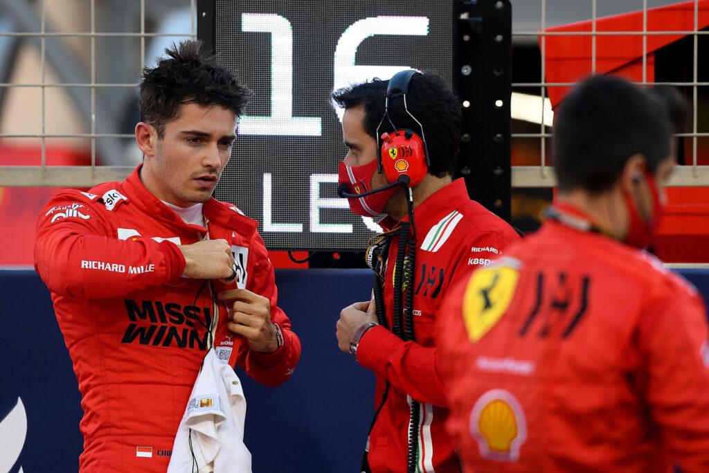 """Leclerc: """"Tegoroczne bolidy  prowadzą się trudniej na dohamowaniach"""""""