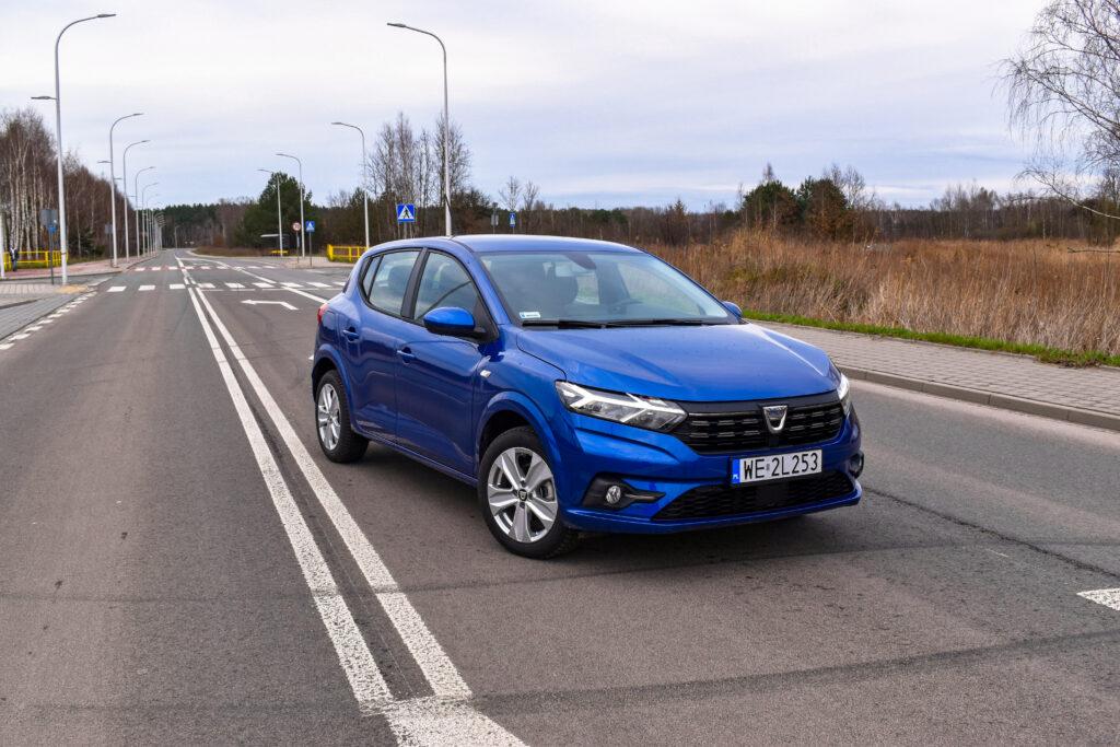 #TEST – Dacia Sandero 1.0 TCe LPG COMFORT – powiew rumuńskiej świeżości i oszczędności