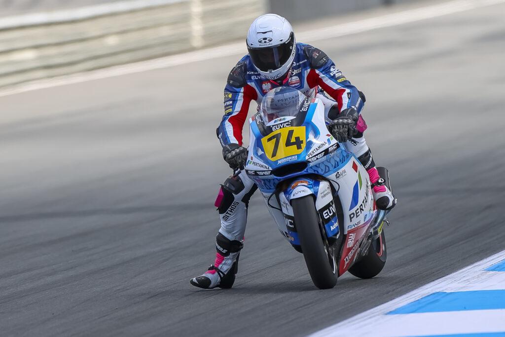 Piotr Biesiekirski powraca do Mistrzostw Świata Moto2