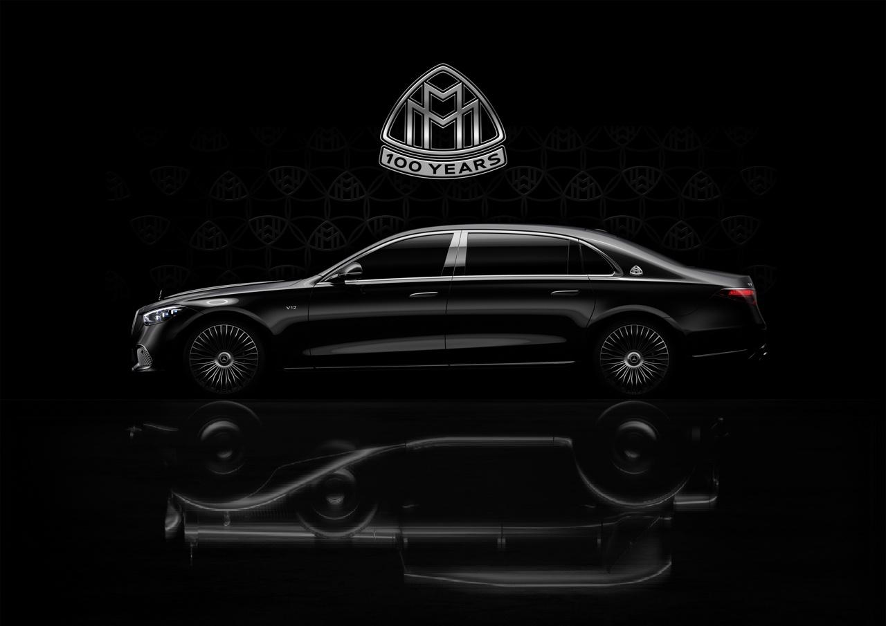 Mercedes Maybach V12