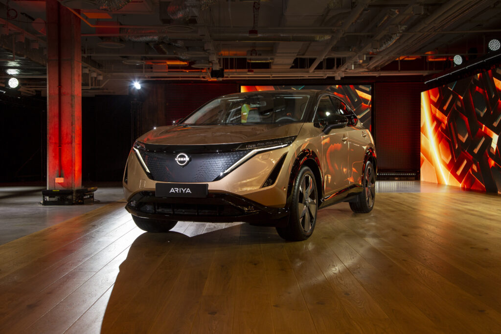 Nissan Ariya został oficjalnie zaprezentowany w Polsce