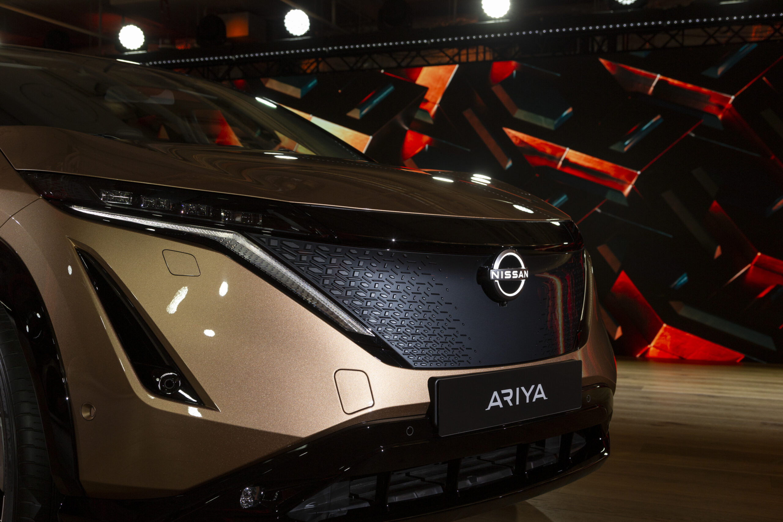 Nissan Ariya został zaprezentowany w Polsce
