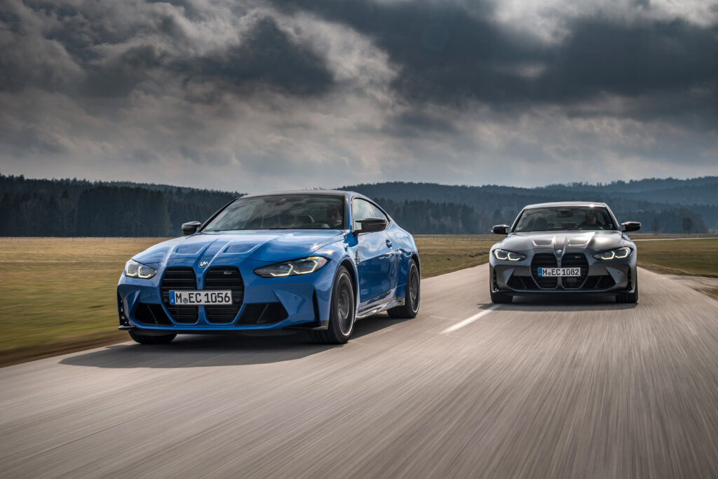 Silnik BMW M3 Competition podczas próby na hamowni pokazał znacznie wyższą moc niż nominalna