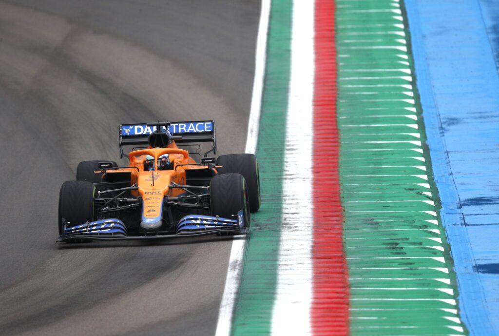 """Ricciardo szczerze o team orders na Imoli: """"Musiałem schować dumę do kieszeni"""""""