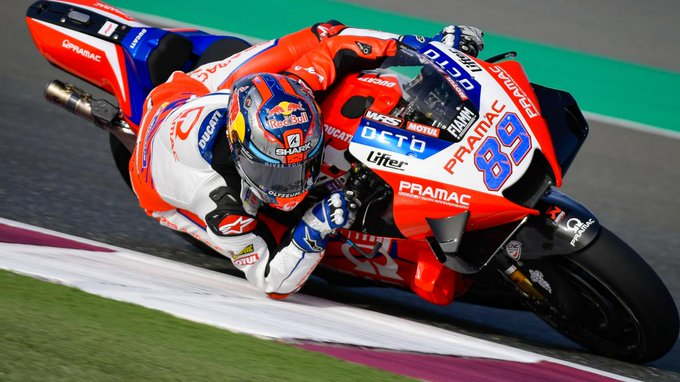MotoGP: Jorge Martin zdobywa Pole Postion do Grand Prix Doha