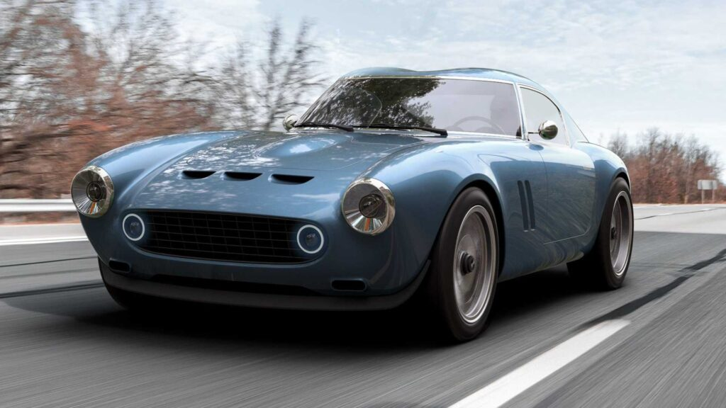 GTO Engineering Squalo opracowało piękne GT na bazie Ferrari 250 GT