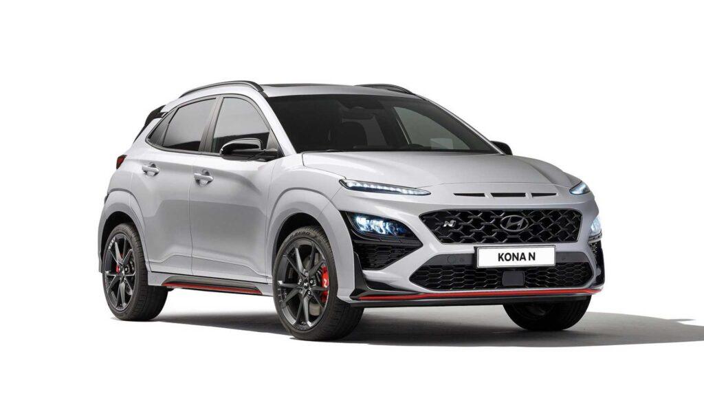 Hyundai Kona N z silnikiem o mocy 280 koni oficjalnie zaprezentowana