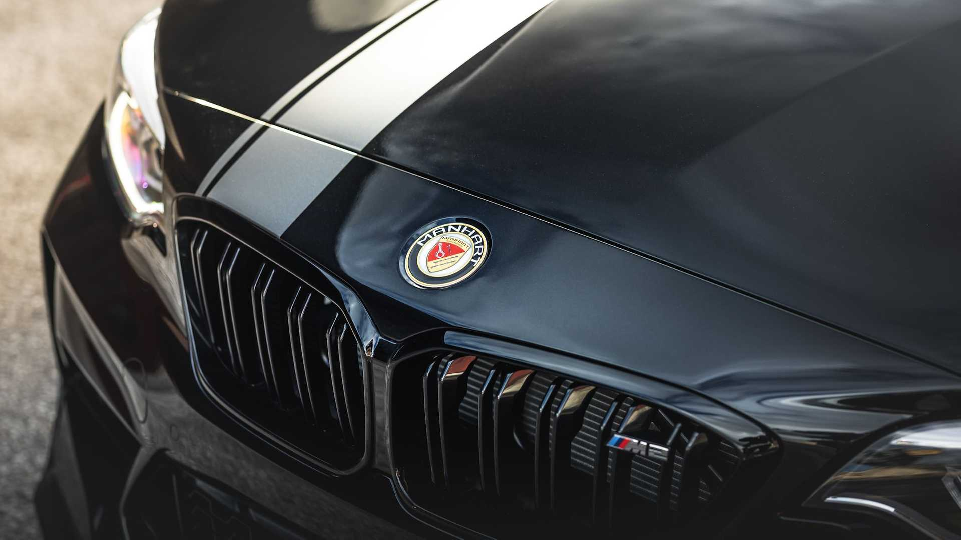 BMW M2 Competition Manhart