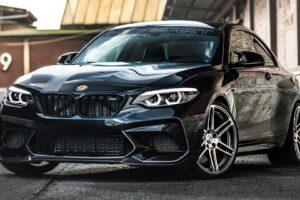 Nowy pakiet Manharta do BMW M2 Competition podnosi moc o 115 koni