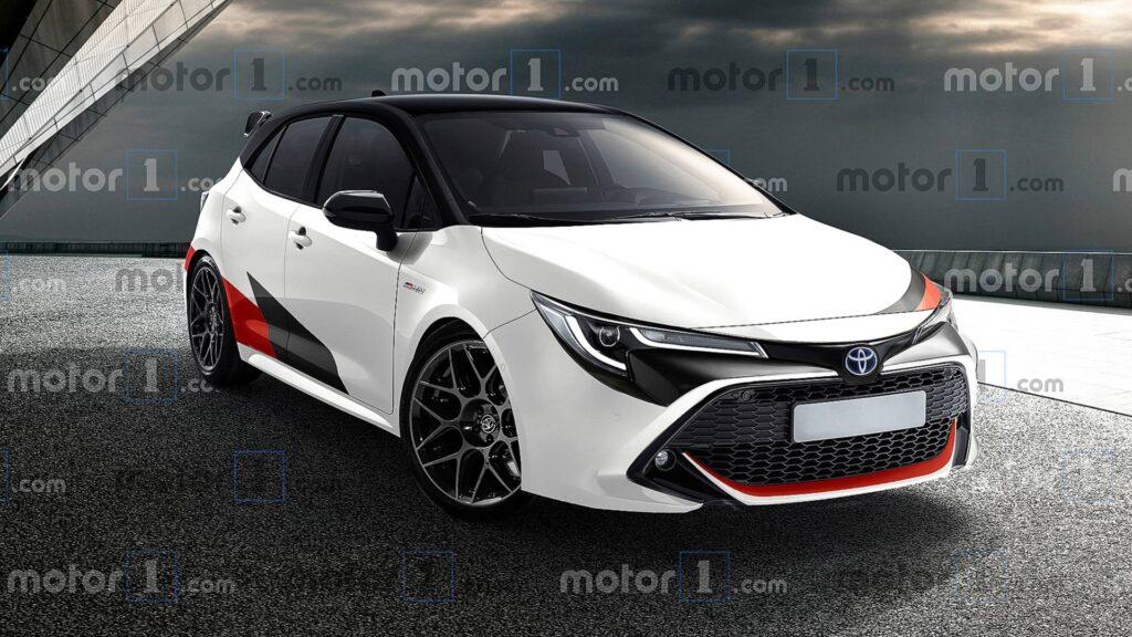 Toyota GR Corolla rozwinie moc 300 koni i nie będzie jej w Europie