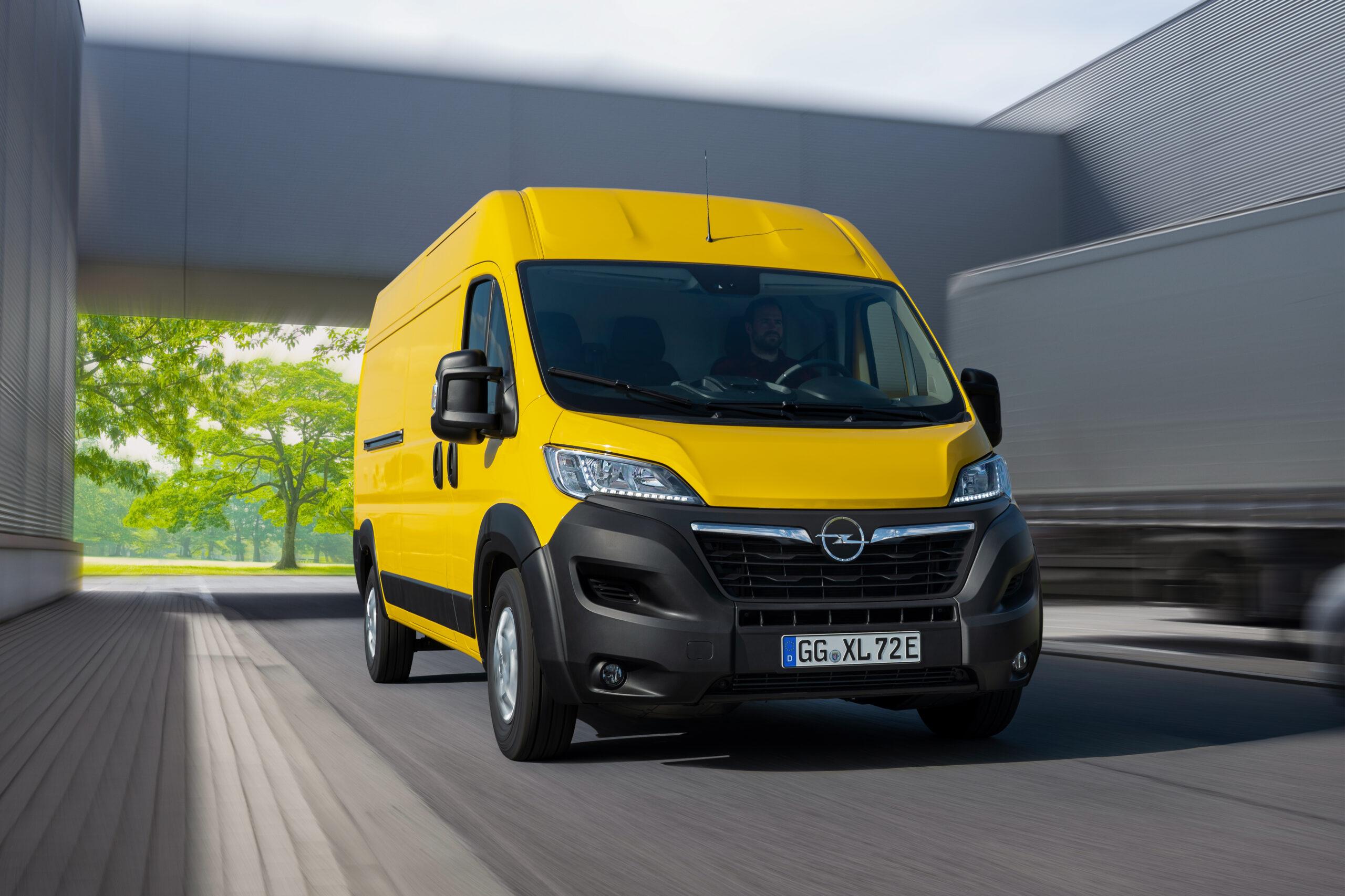 Opel Movano-e (2021)