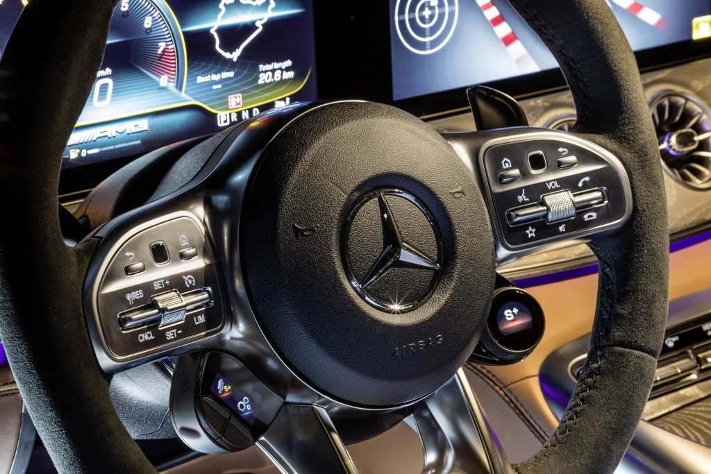 Mercedes-AMG GT 73e