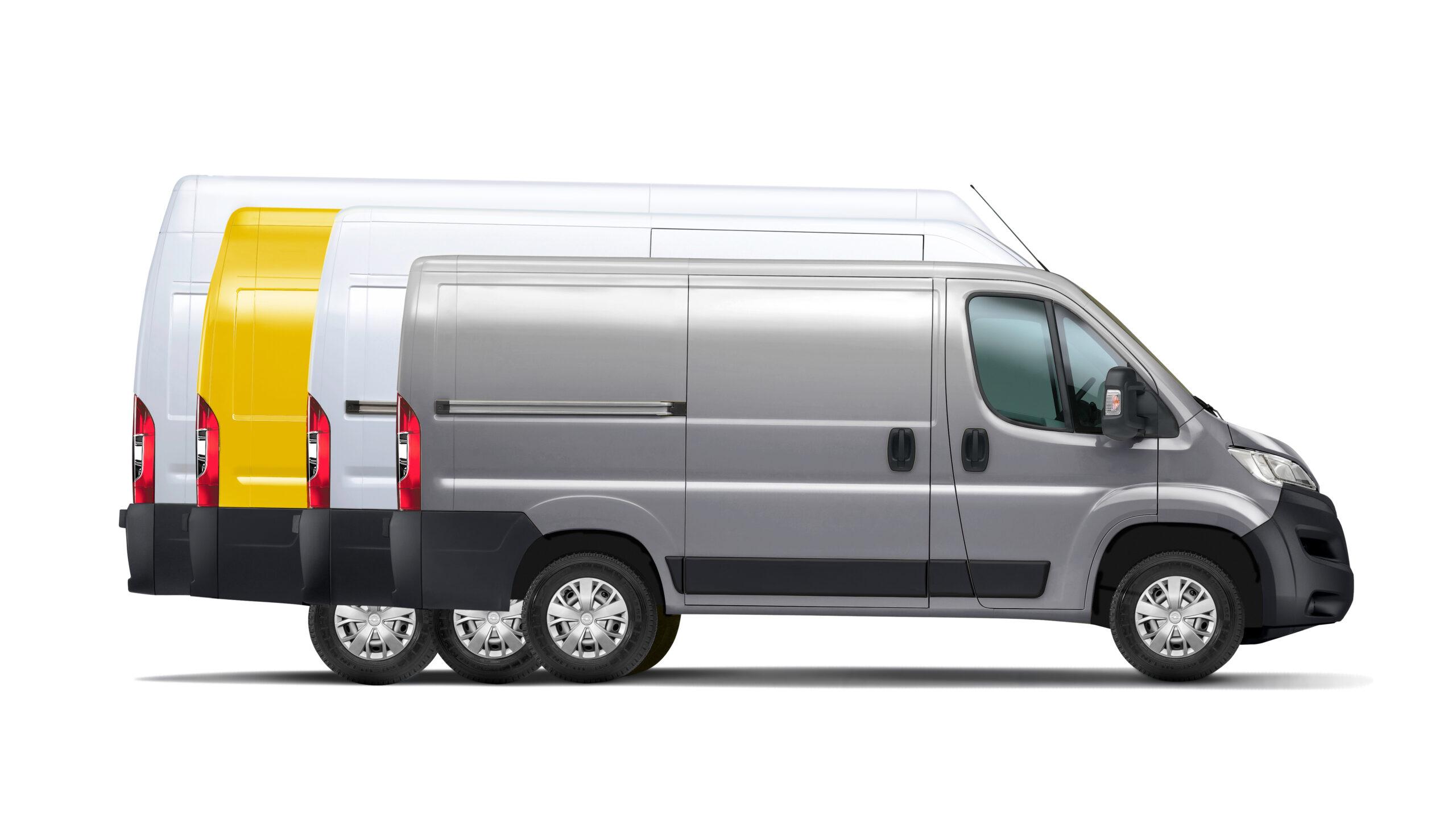 Opel Movano-e versions (2021)