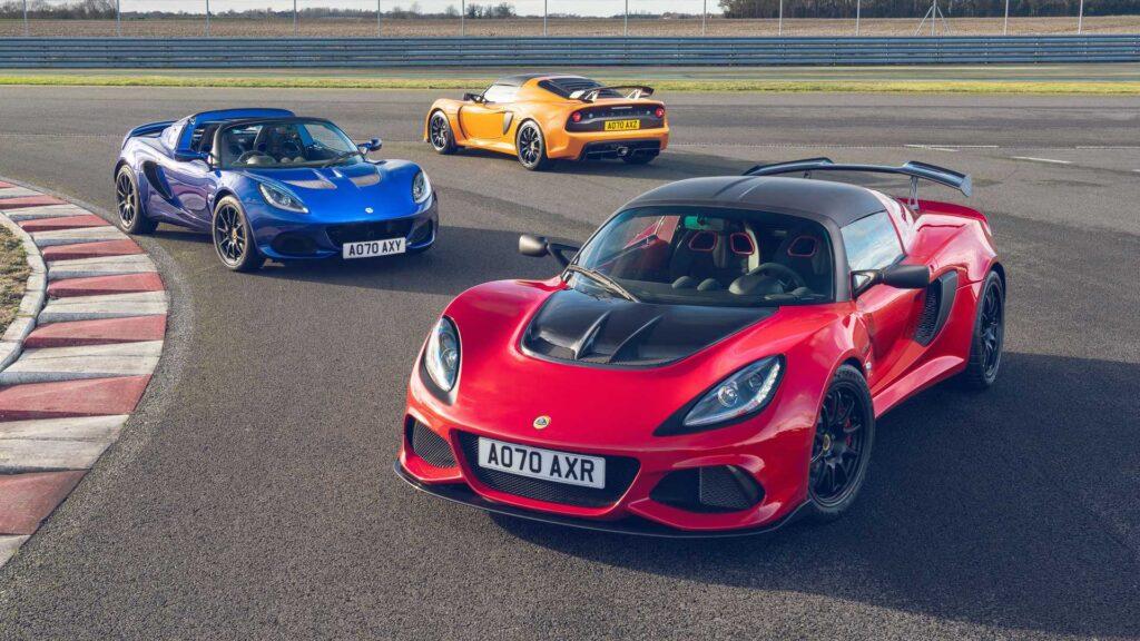 Lotus chciałby odsprzedać platformę Elise innym producentom