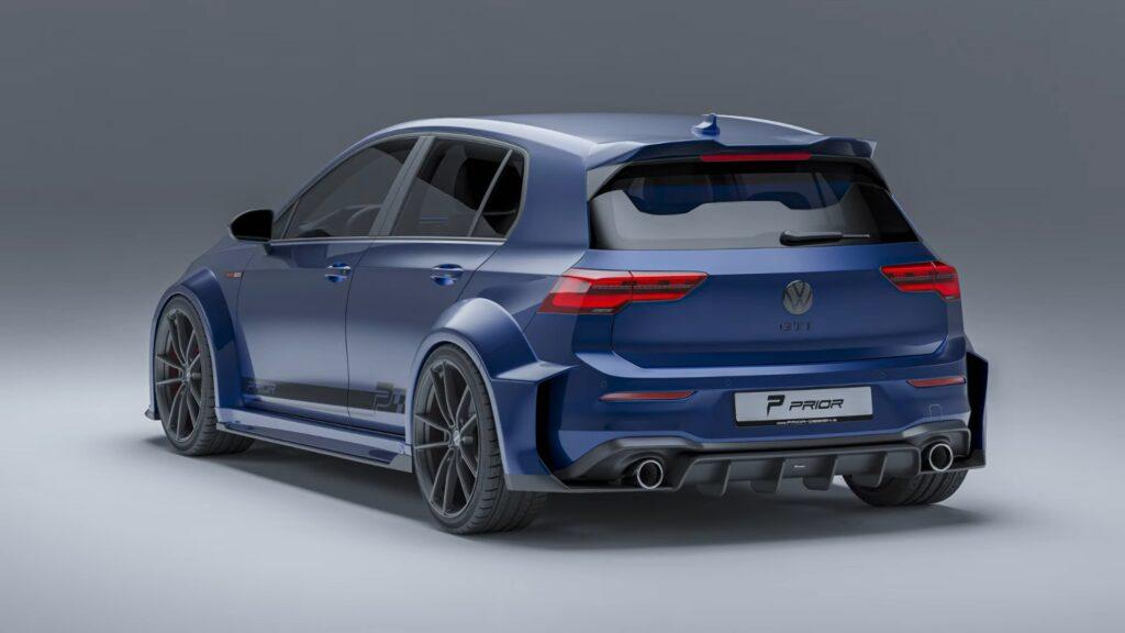 Prior Design zaoferował wide body do nowej generacji Golfa GTI