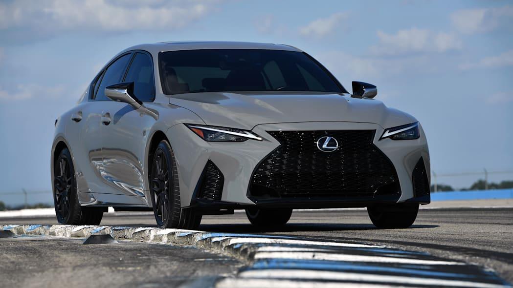 Lexusa IS-F