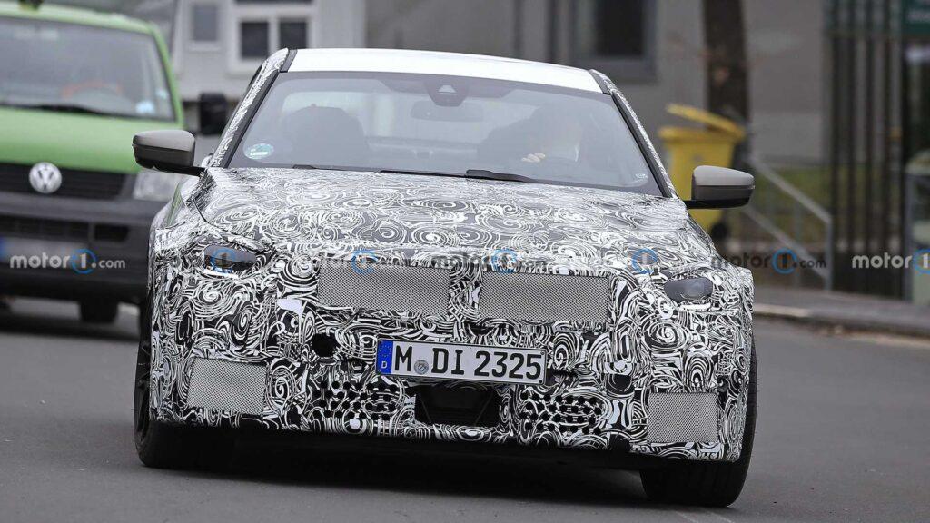 BMW M2 nowej generacji będzie oferowane prawdopodobnie jedynie z tylnym napędem