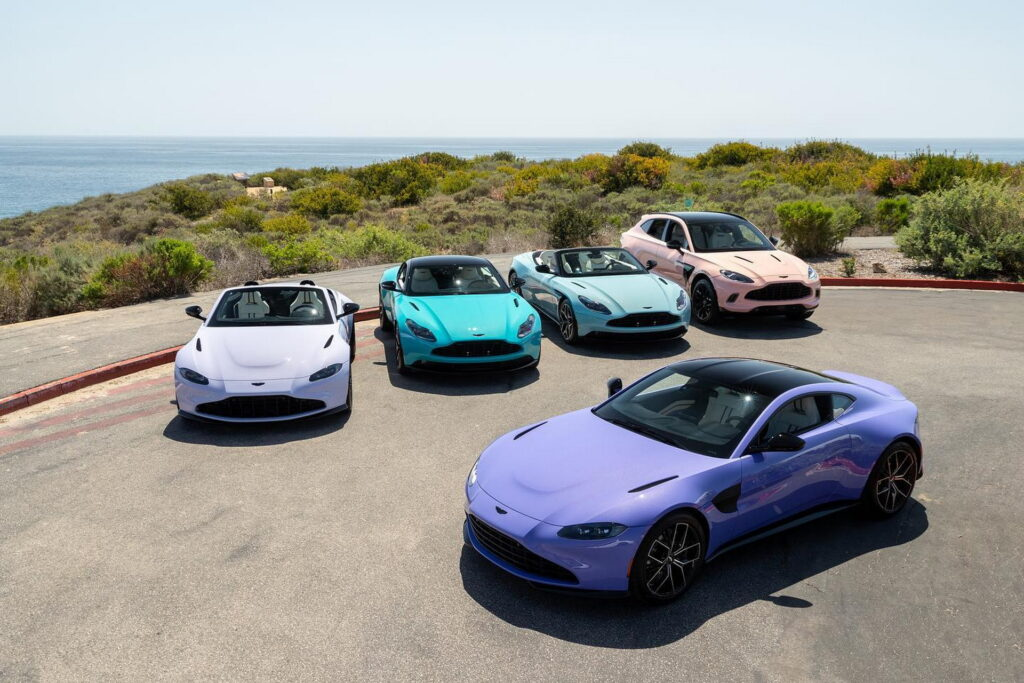 Aston Martin zakończył pierwszy kwartał 2021 roku z bardzo dobrym wynikiem sprzedaży