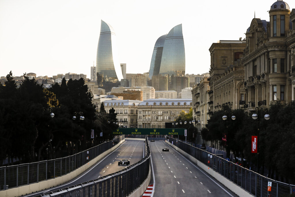 GP Azerbejdżanu odrzuca opcję zamiany terminami z GP Turcji