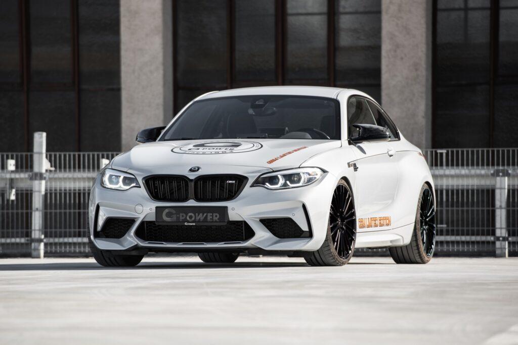 G-Power G2M to świetna modyfikacja BMW M2 z mocą podniesioną do 550 koni