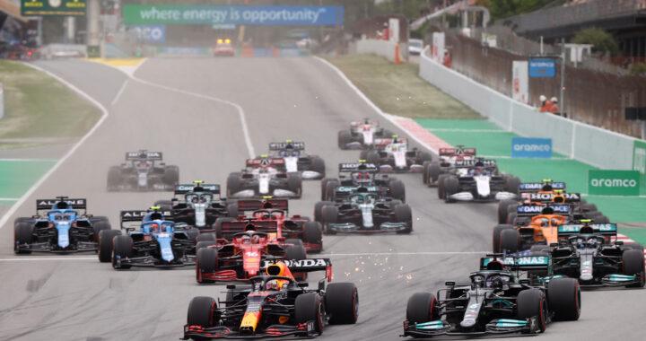 Lewis Hamilton triumfuje w emocjonującym Grand Prix Hiszpanii