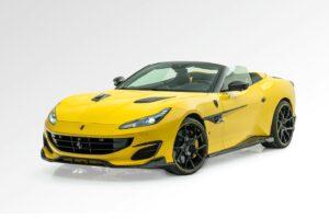 Mansory prezentuje swój pakiet tuningowy do Ferrari Portofino M