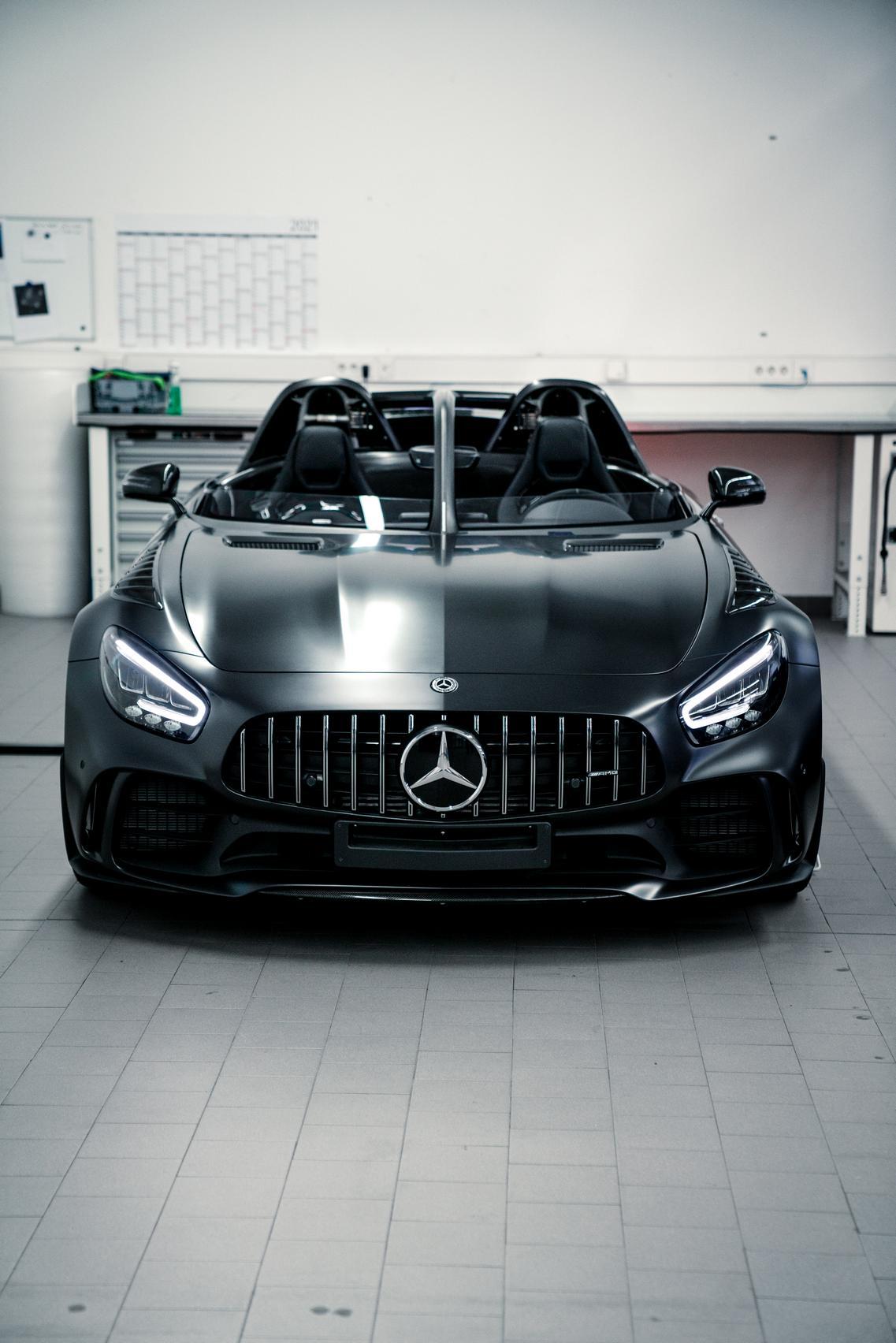 Mercedes-AMG GTR w wersji Speedster