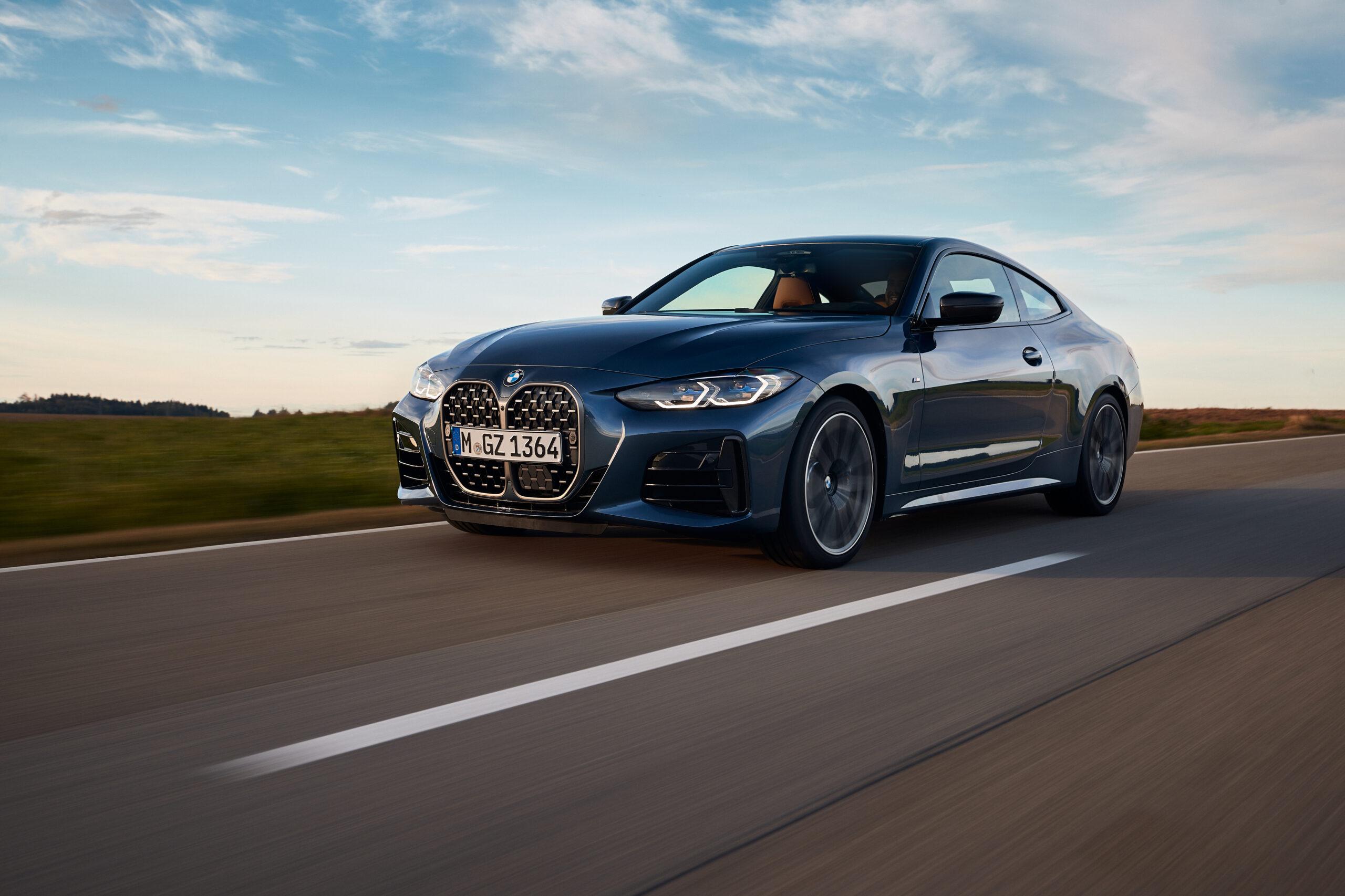 BMW serii 4 Coupé