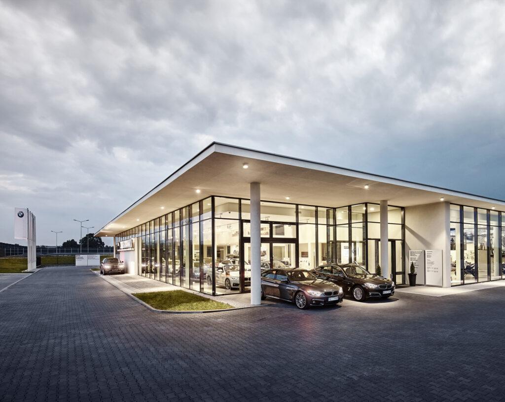 BMW ZK Motors rozwija działalność na Podkarpaciu