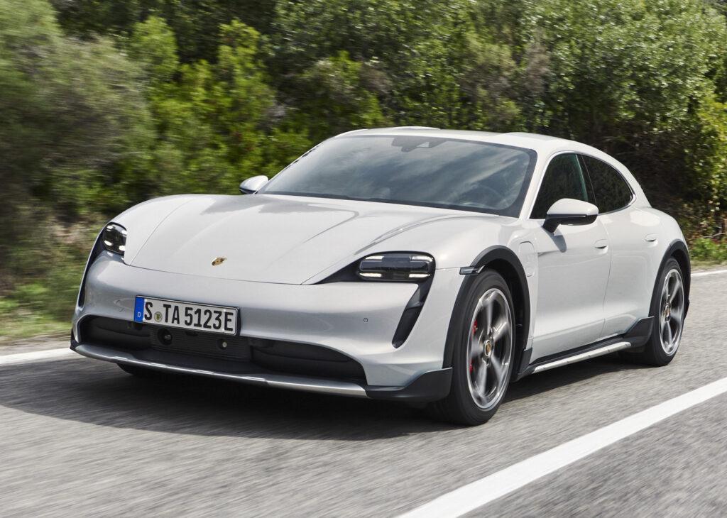 Czy odmiana GTS ma sens powstać w przypadku Porsche Taycana?