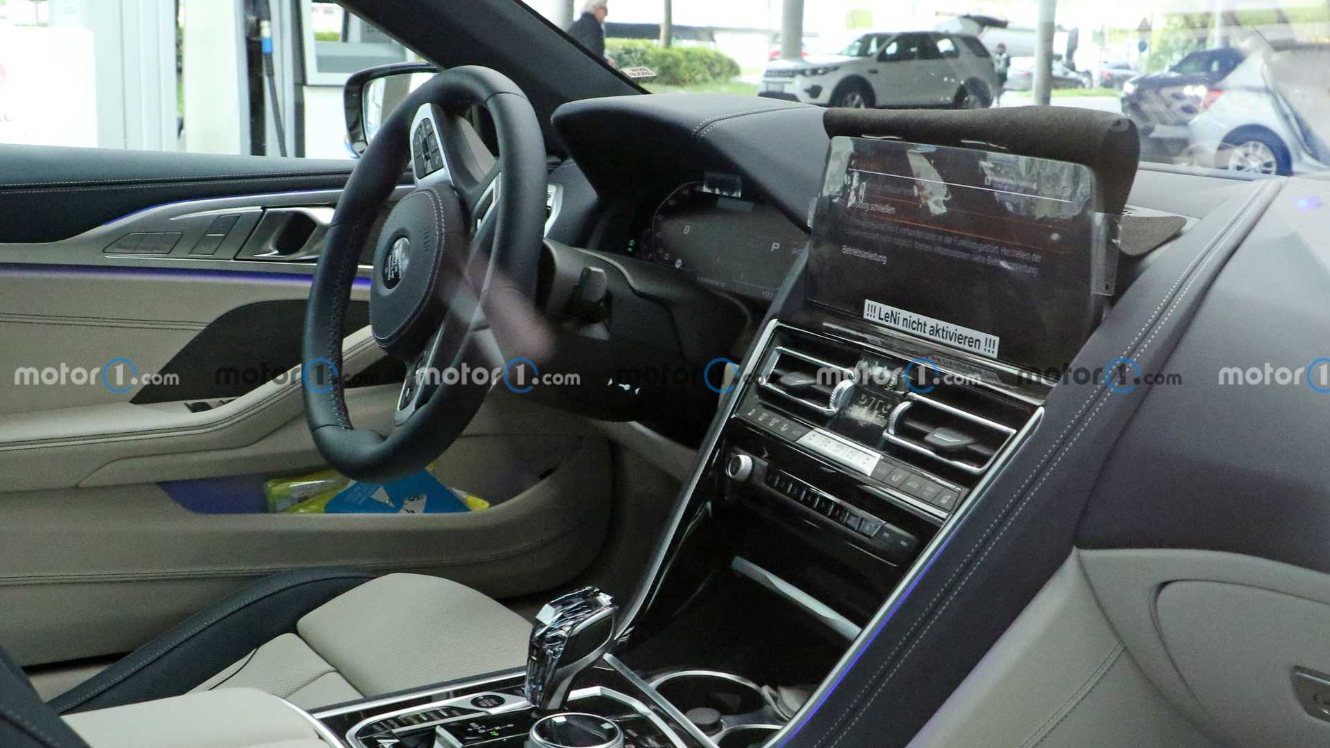 BMW serii 8 w wersji Cabrio