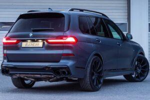 Dahler modyfikuje BMW X7 i tworzy swoje własne X7 M