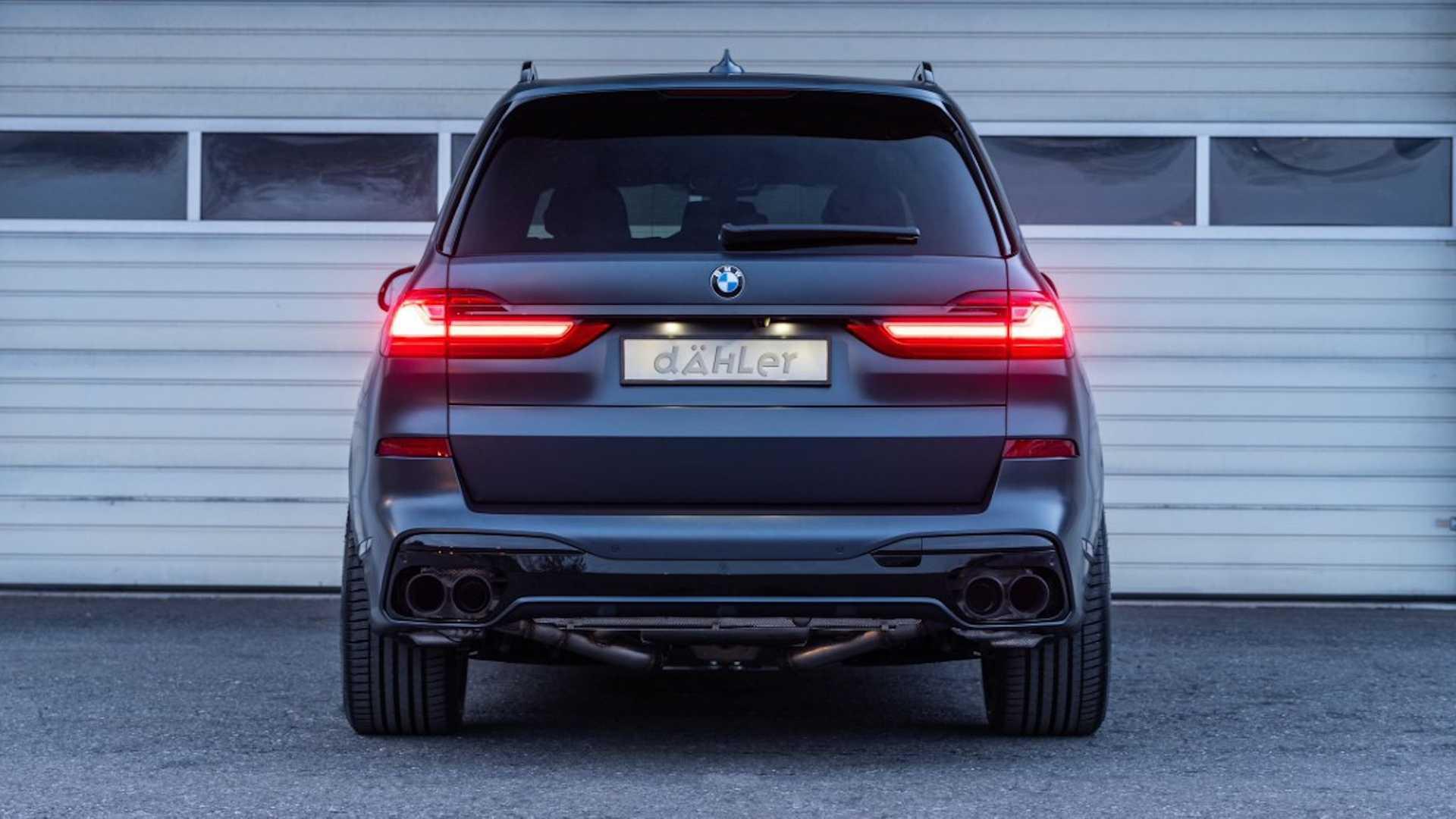BMW X7 Dahler
