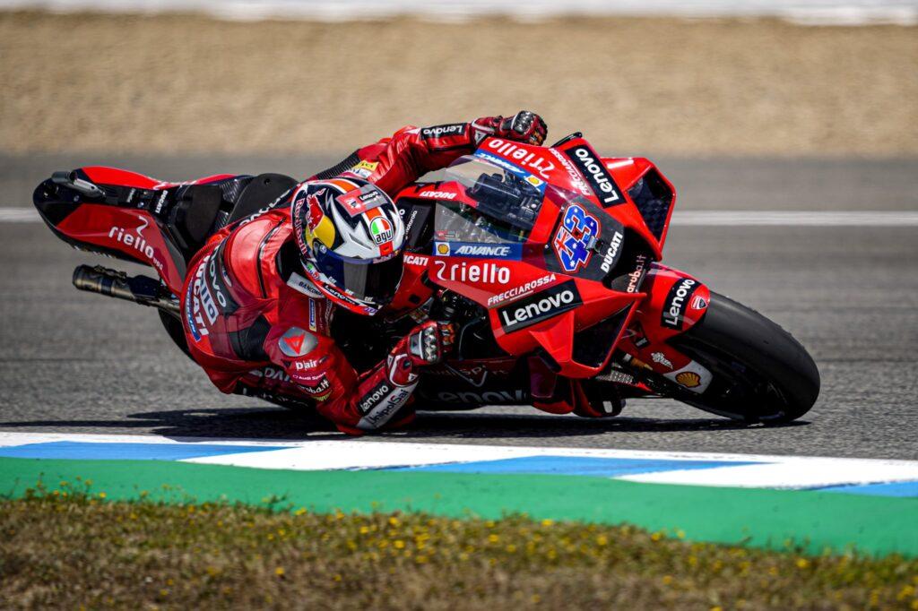 Jack Miller wygrywa GP Hiszpanii na torze w Jerez