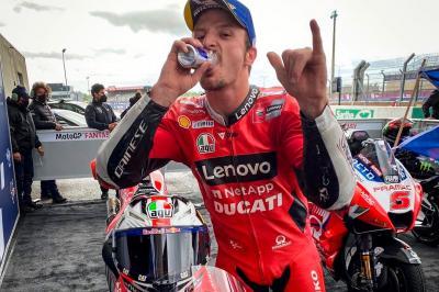 Jack Miller wygrywa Grand Prix Francji na torze Le Mans