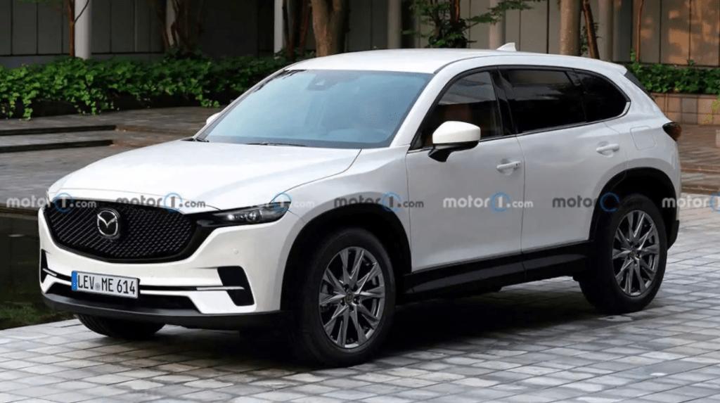Mazda CX-5 na nieoficjalnych renderach – rewolucji nie będzie