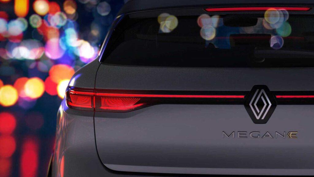 Tajemnicze zdjęcia nowego Renault Megane E-Tech Electric