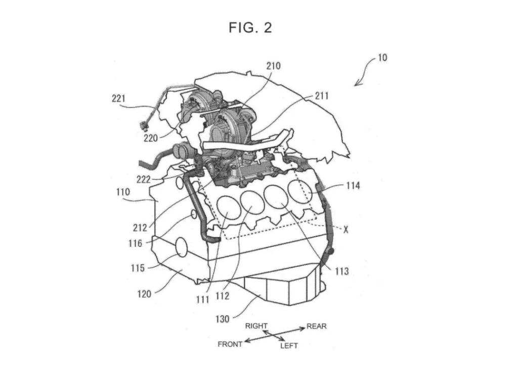 Patent Toyoty może wskazywać na nadejście Lexusa IS-F z silnikiem V8 Twin-Turbo