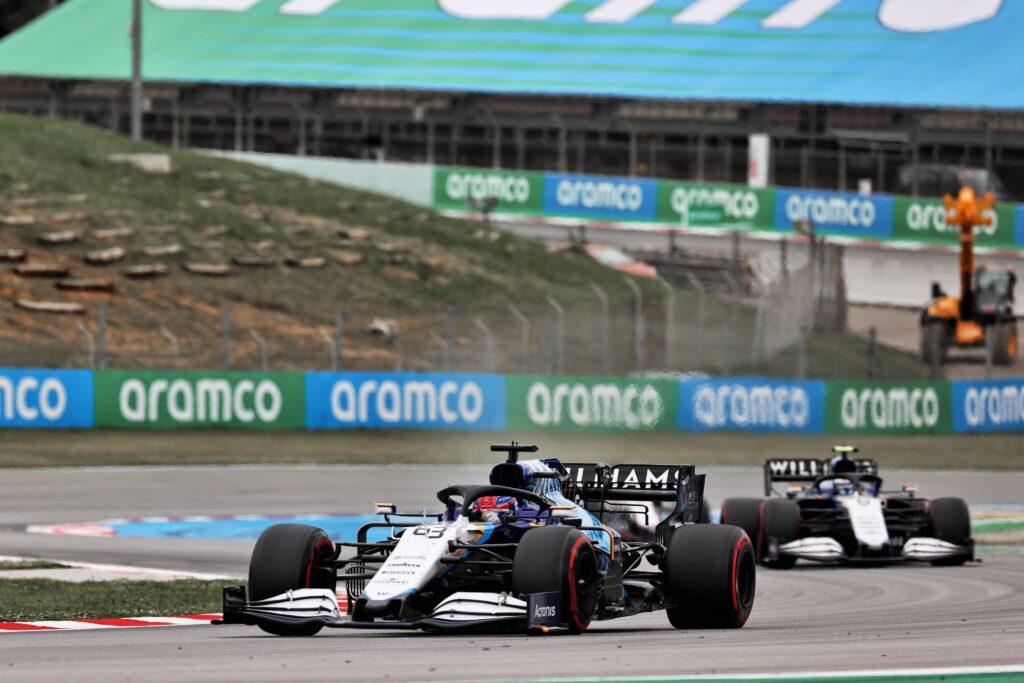 Williams na ostatniej prostej w rozwoju bolidu na sezon 2021