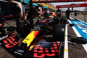 Max Verstappen zwycięzcą sobotniej sesji treningowej przed GP Francji