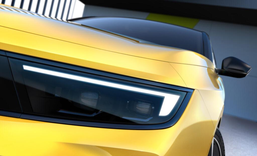 Nowy Opel Astra zapowiedziany- będzie elektryk, hatchback i Sports Tourer