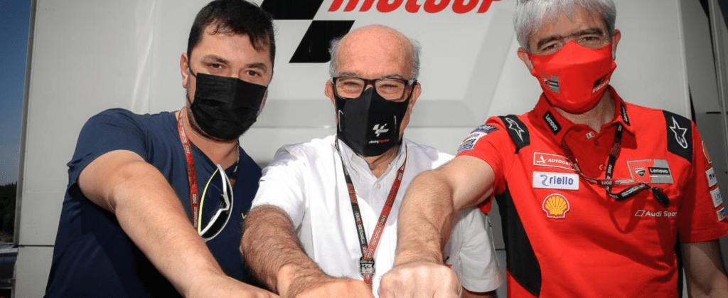 Aramco Racing Team VR46 podpisało umowę z Ducati