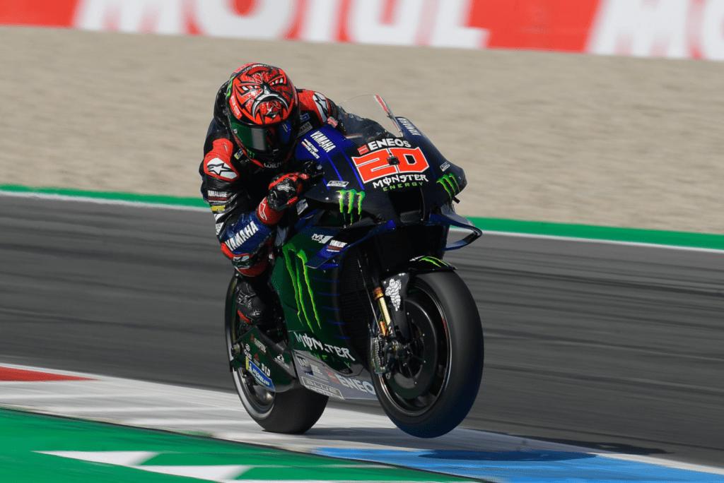 Fabio Quartararo wygrywa Grand Prix Holandii na torze Assen