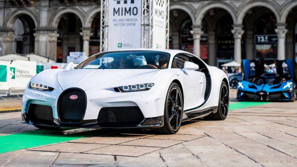 Jaki los czeka Bugatti w najbliższych latach? Sprzedaż jest nieunikniona?