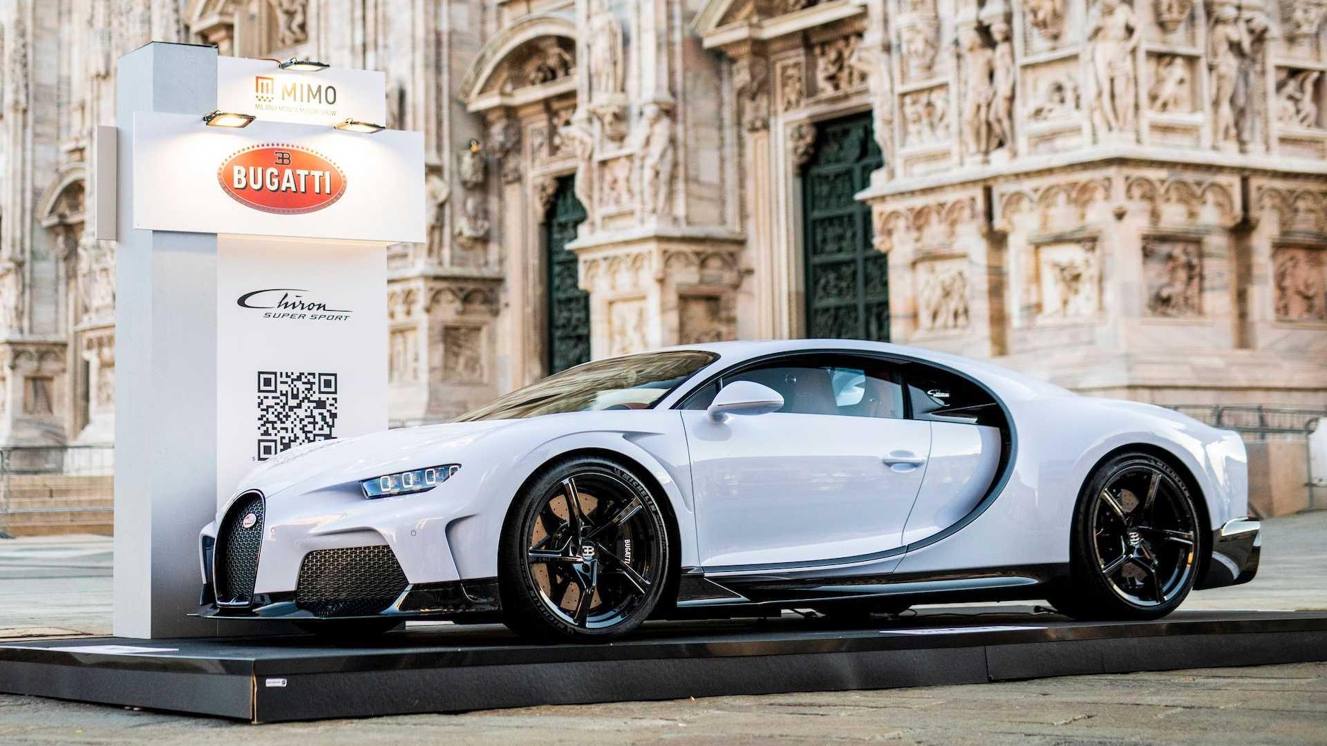 Jaki los czeka Bugatti w najbliższych latach?