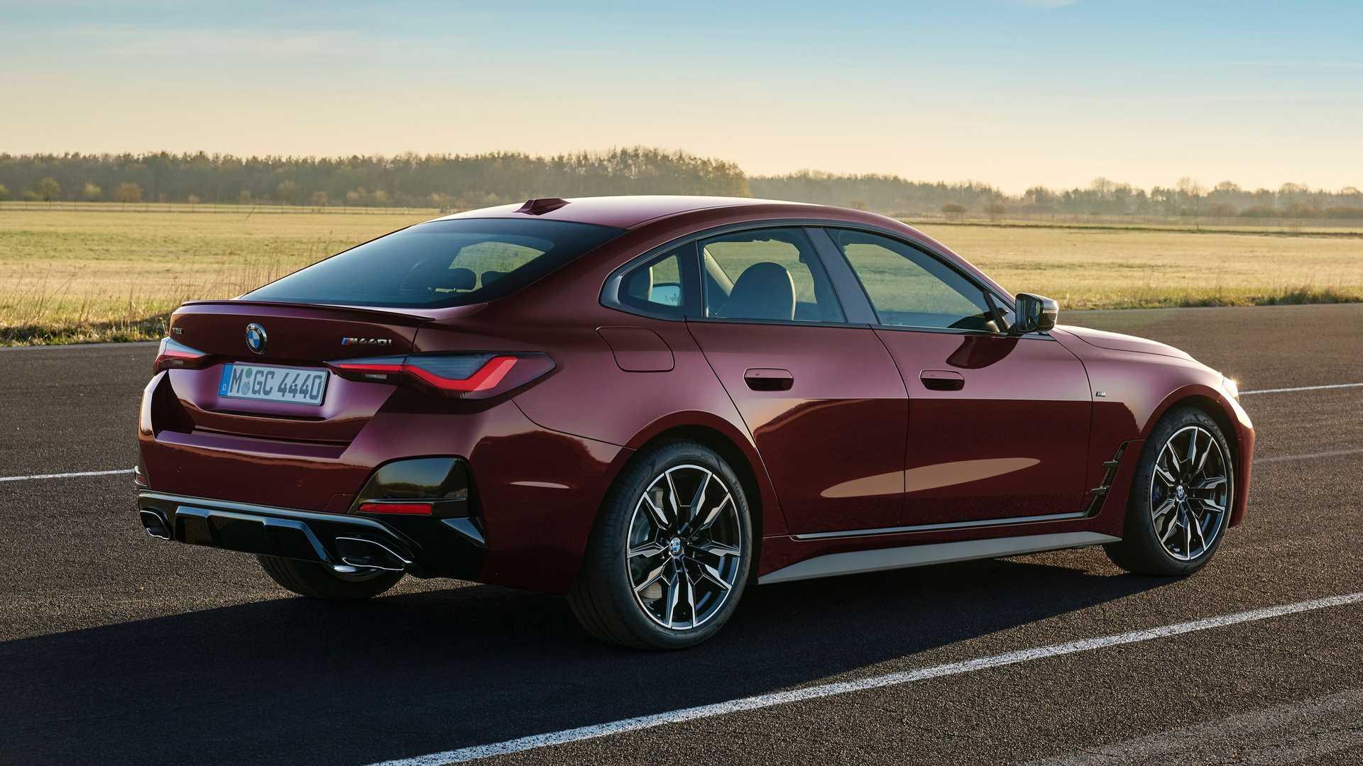 BMW serii 4 w odmianie Gran Coupe oficjalnie zaprezentowane