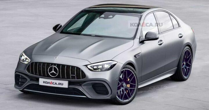 Tak może prawdopodobnie wyglądać nowy Mercedes-AMG C63