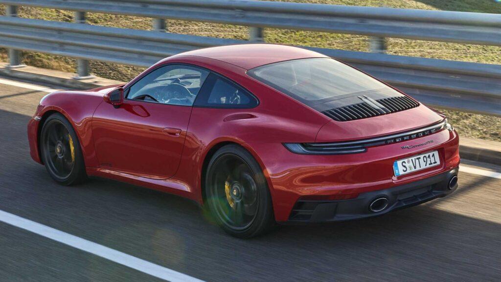 Porsche 911 GTS generacji 992 debiutuje, jest mocniejsza niż Carrera S