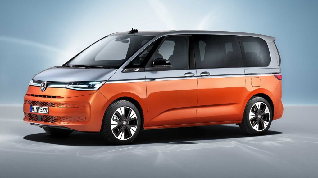 Volkswagen Multivan T7 debiutuje na rynku – nadchodzą spore zmiany