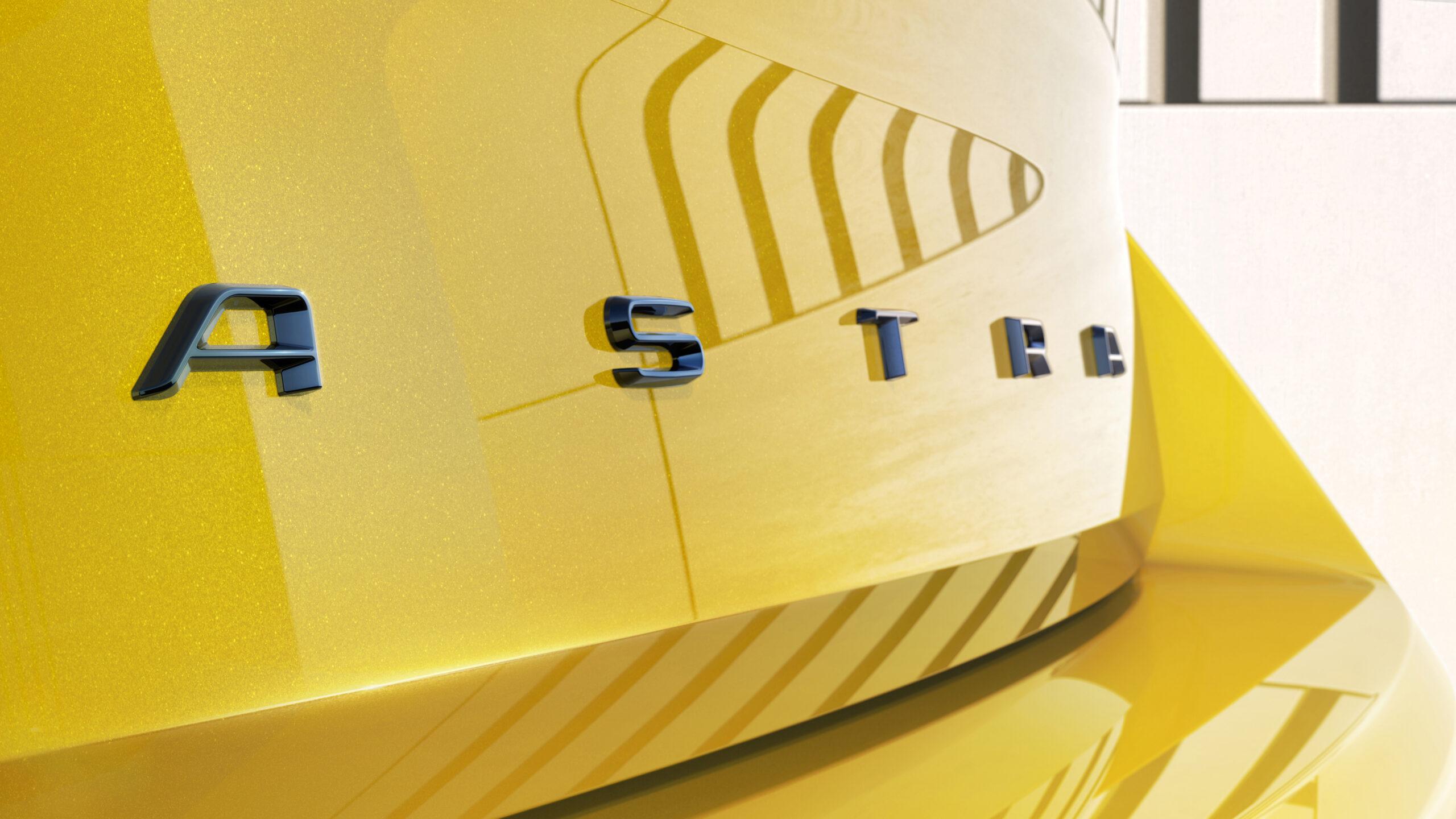 Nowy Opel Astra 2022